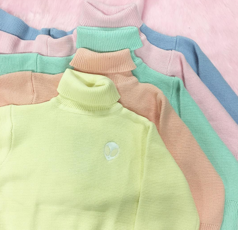 KOKO TUMBLR ALIEN Sweater