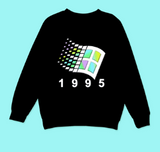 SAMPLE PROMOTION - 1995 Window Vapor-wave jumper