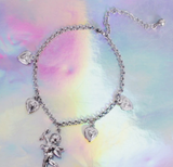Angel Necklace Bracelet
