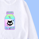 KOKO - KAWAII Alien Cat Chill Jumper
