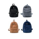 2019 kawaii GRUNGE corduroy backpack