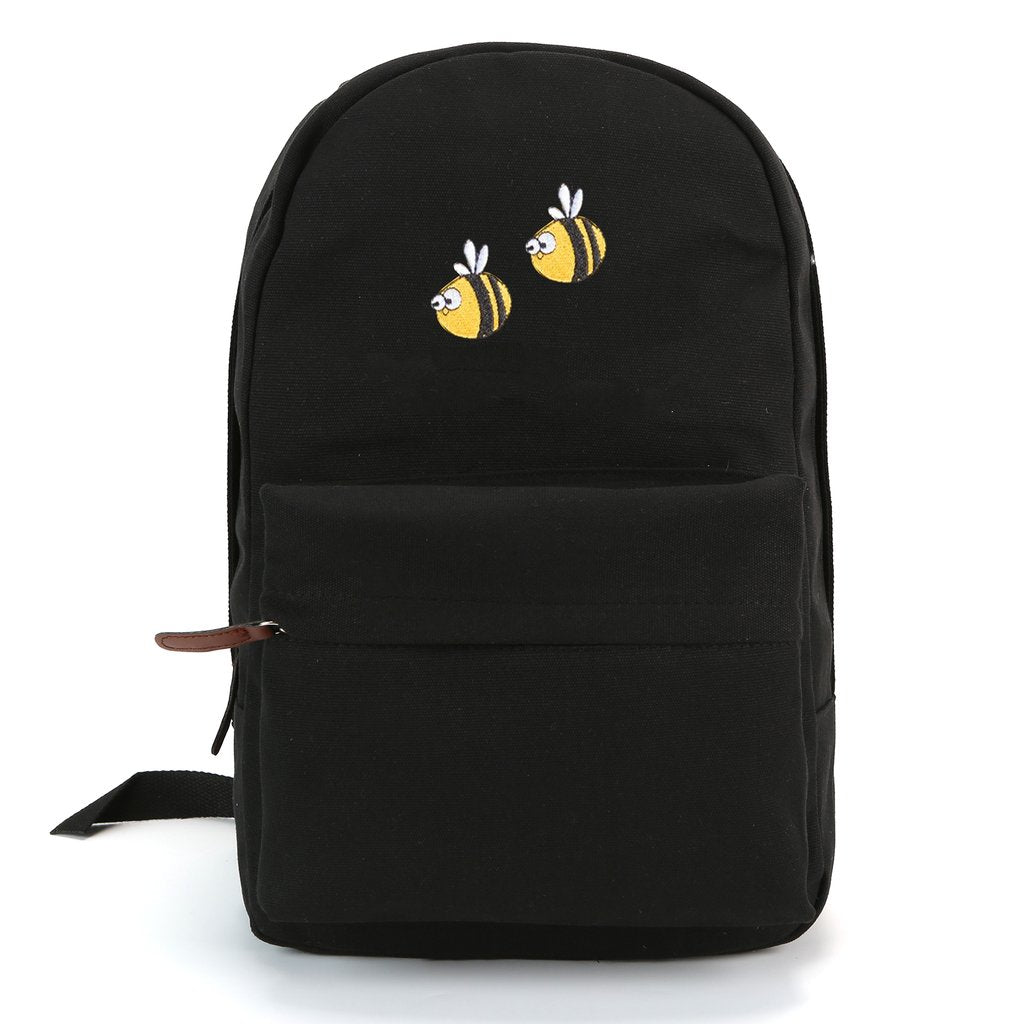 FREE SHIPPING-BEE HAPPY DOUBLE HAPPINESS  backpack