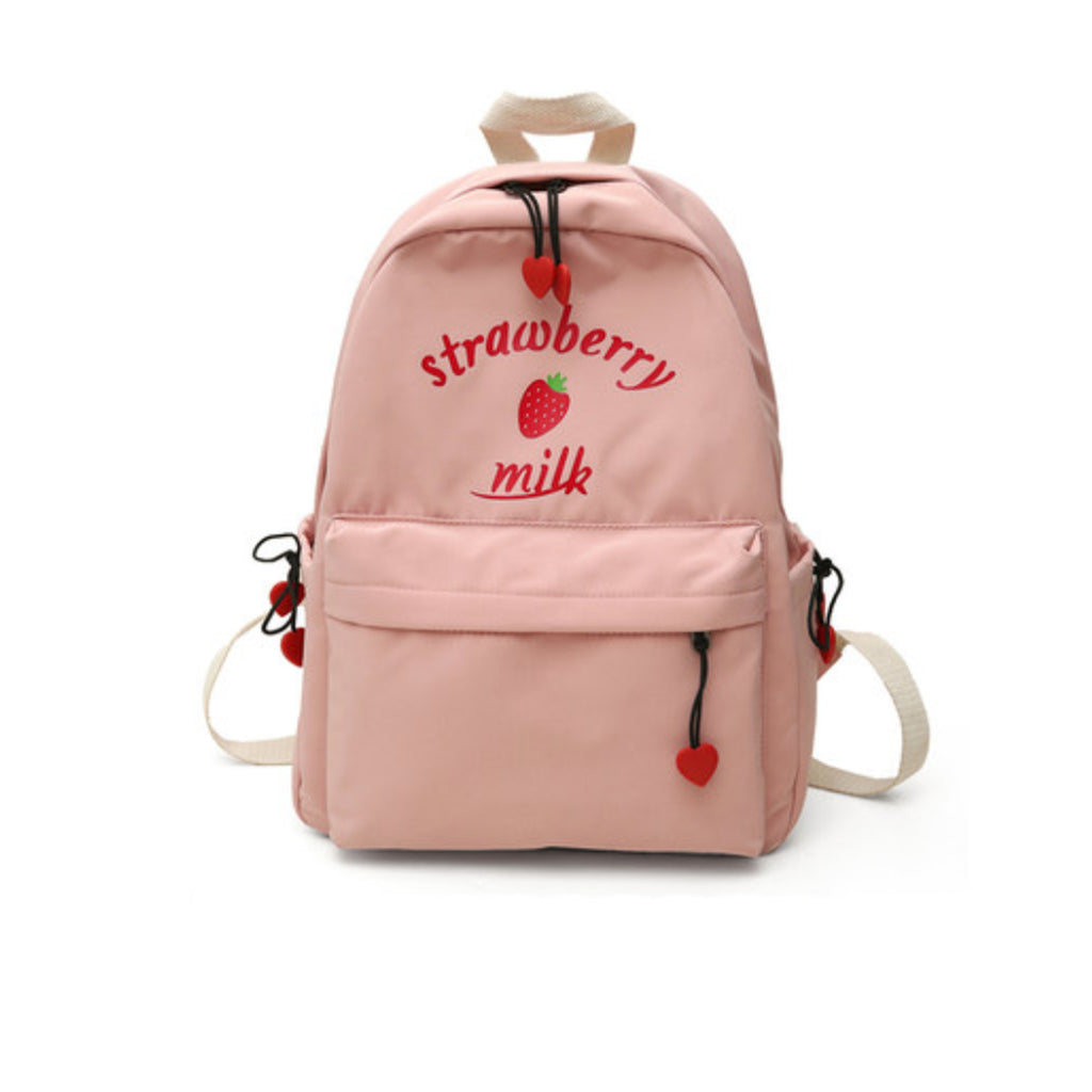 2019 kawaii STRAWBERRY backpack