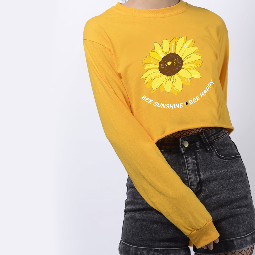 2019 BEE SUNSHINE BEE HAPPY UNISEX TEE