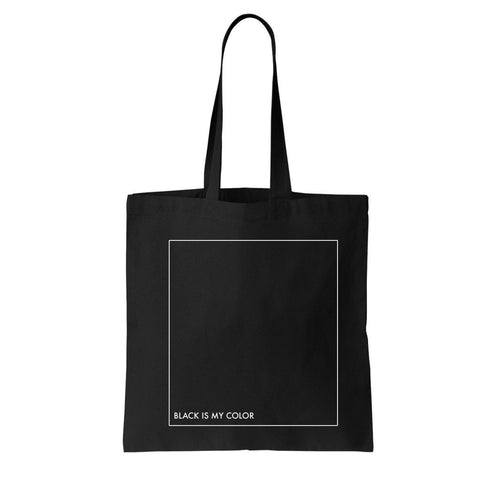 BLACK FRIDAY SALE -BLACK SOUL TOTE BAG