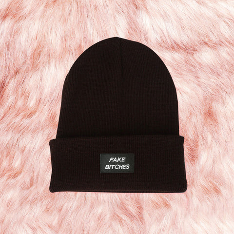 2019 FAKE BITCHES -  UNISEX KOKO WINTER BEANIE