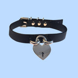 LIMITED ITEMS-HEART CHOKER