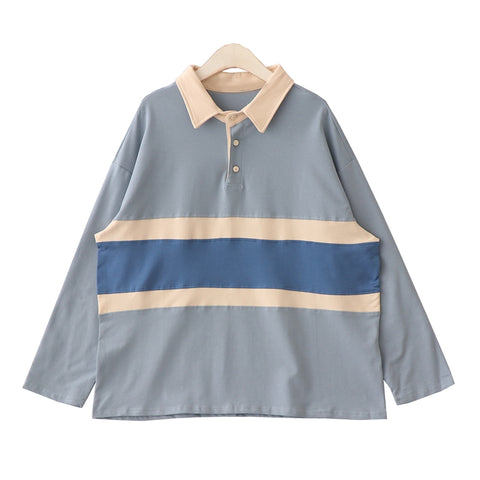 2019 Fall- POLO RUGBY Tee