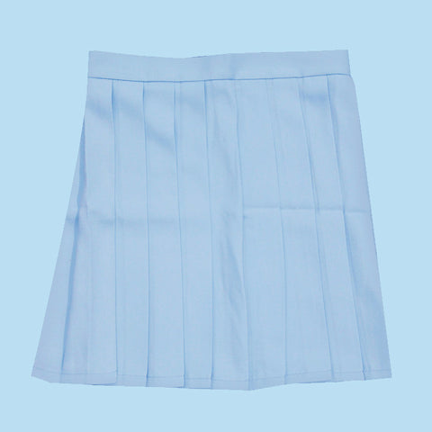 BLACK FRIDAY SALE - ONLY 24 DEAL-PASTEL BLUE skirt