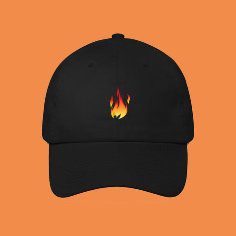 "KOKO - GRUNGE ""BURN IT""- ""DON'T PLAY WITH ME BOY"" UNISEX CAP"