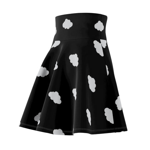 GOTH CLOUD KOKO Skater Skirt
