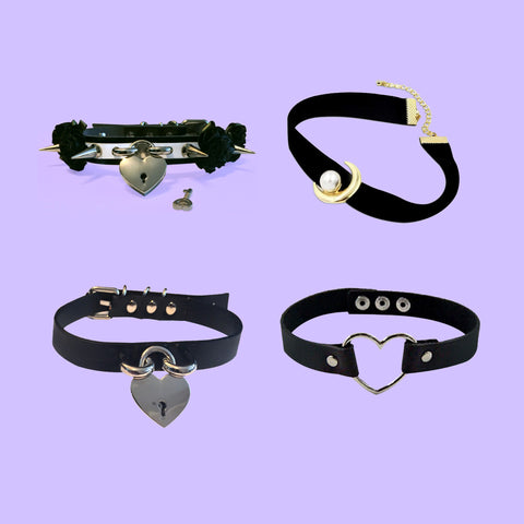 VALENTINE'S DAY SALE-MUST HAVE CHOKER SET