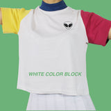 90S KIDS PRIME COLOR BLOCK Tee