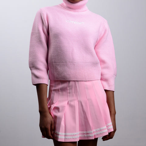NEW ITEMS CRYBABY SWEATER & SKIRT SET