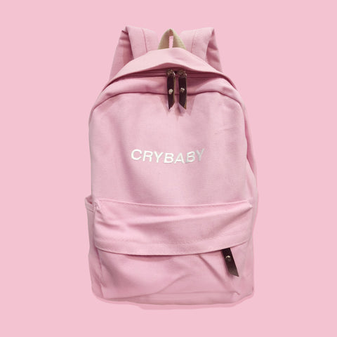 PINK-Tumblr-Aesthetic backpack