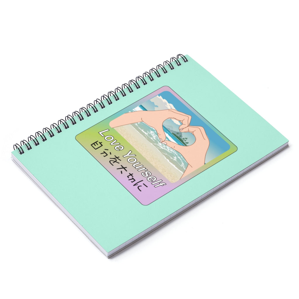 LOVE YOURSELF KOKO NOTEBOOK