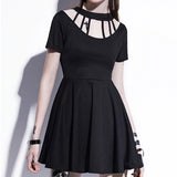2019 Summer -GOTH KOKO DRESS