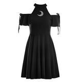 2018 MOON CHILD- GOTH DRESS