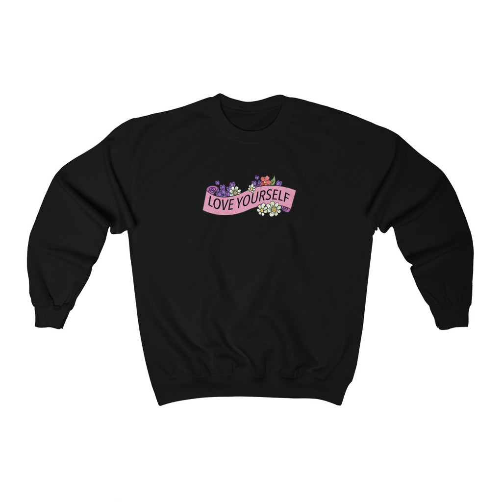 LOVE YOURSELF KOKO Crewneck Sweatshirt