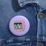 KOKO SPACE TV Pin