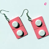 CHILL PILLS EARRINGS