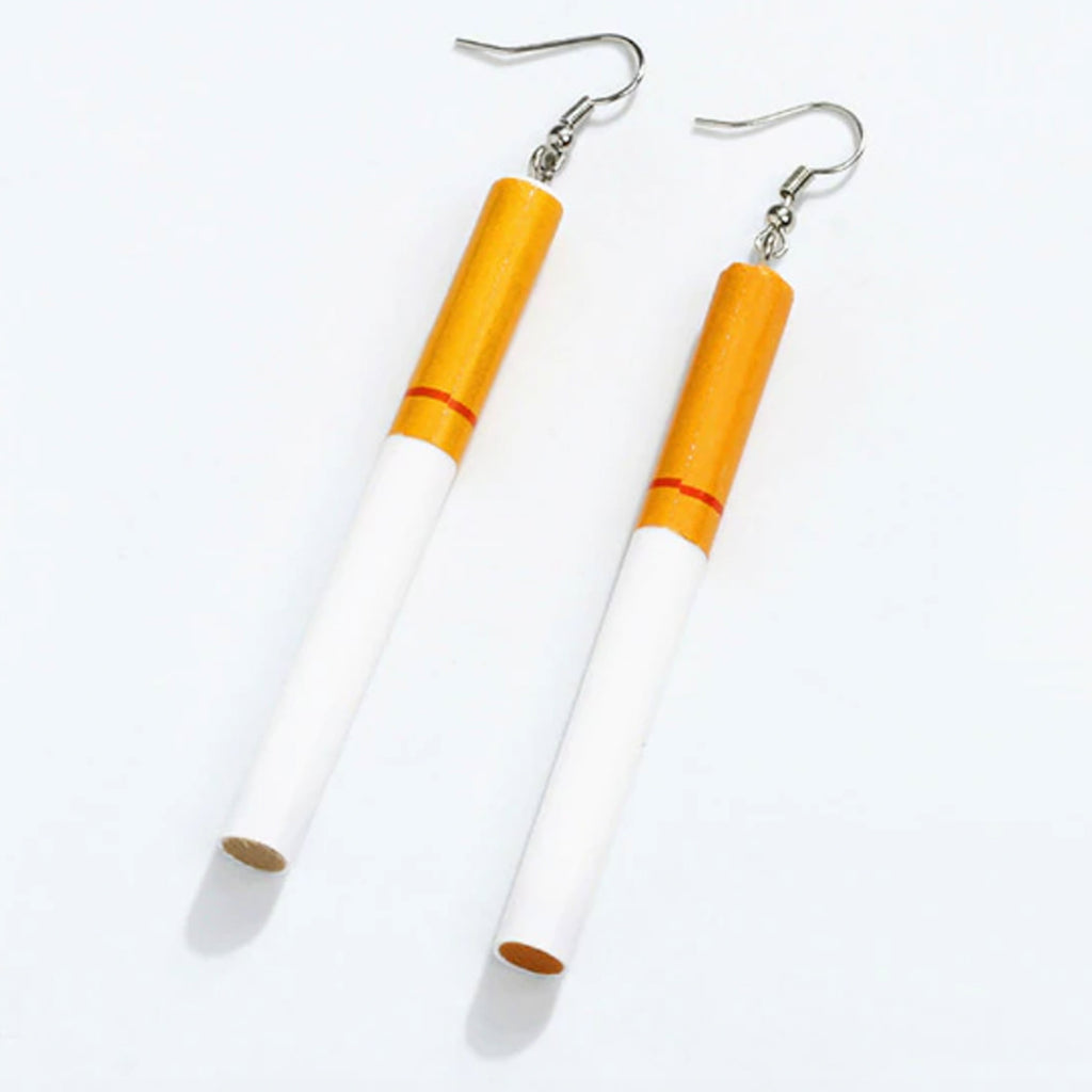 Cigarettes EARRINGS