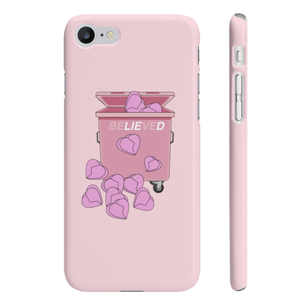 KOKO BROKEN HEART beLIEveD- Phone Cases