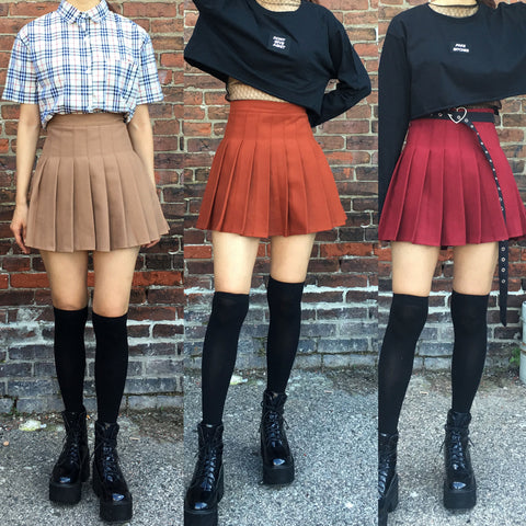 KOKO 2018 NEW FALL WINTER SKIRTS