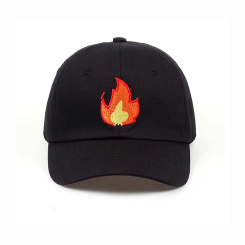 NOVEMBER SPECIAL DEAL- BURN IT FLAME DAD CAP