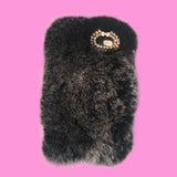 BLACK FRIDAY SALE-FURRY iPHONE 5, 6, 6plus