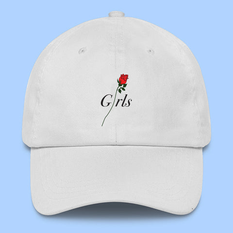 GIRLS POWER- NEW ITEMS GIRLS -SOFT GRUNGE UNISEX CAP