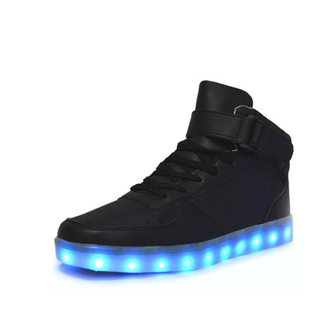 BLACK FRIDAY PRE SALE- HIGH UP LIGHT UP SHOES