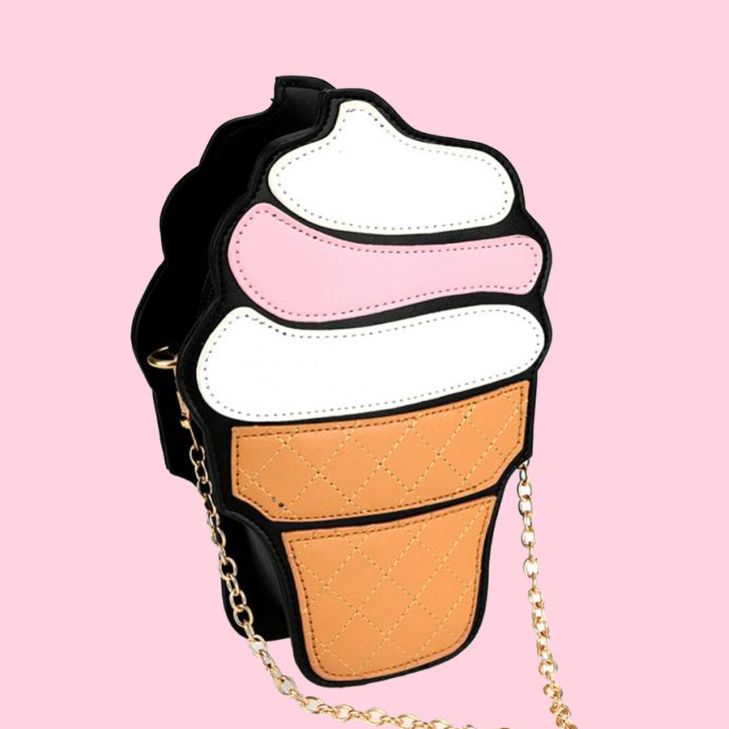 ICECREAM PURSE-Final sale