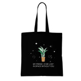 I'd be lost in space without you TOTE BAG
