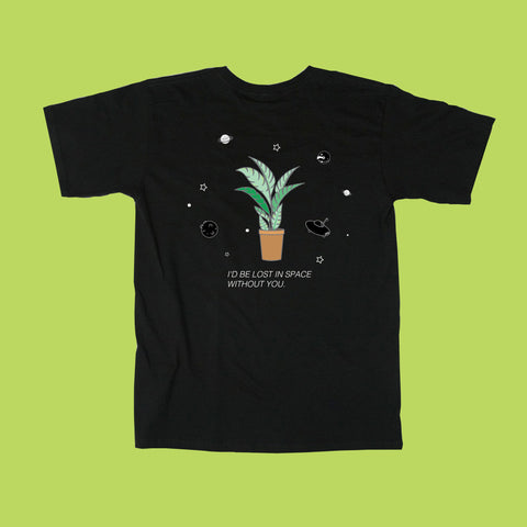 LOST in space without you koko Unisex Tee