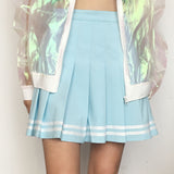 Sample -BABY BLUE- CRYBABY SKIRT