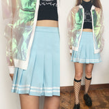 BABY BLUE- CRYBABY SKIRT