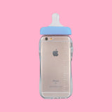 Valentine's Day SALE- MILK BOTTLE PHONE CASE