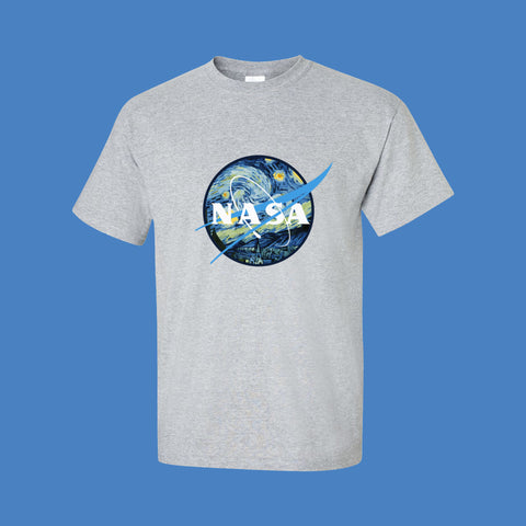 NASA ART koko Unisex Tee