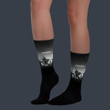 BLACK PARADISE Unisex Socks