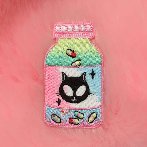 KOKO ALIEN NEKO CHILLPILL PATCH
