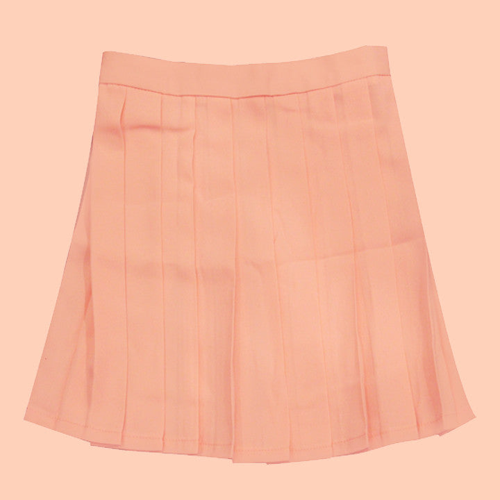 PEACH Tumblr Skirt