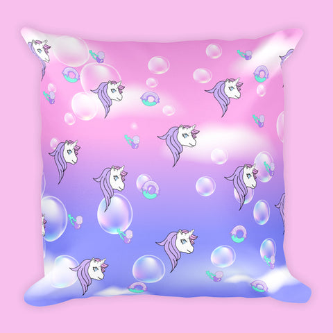 UNICORN DREAM PILLOW (SWEATSHOP-FREE, MADE IN USA)