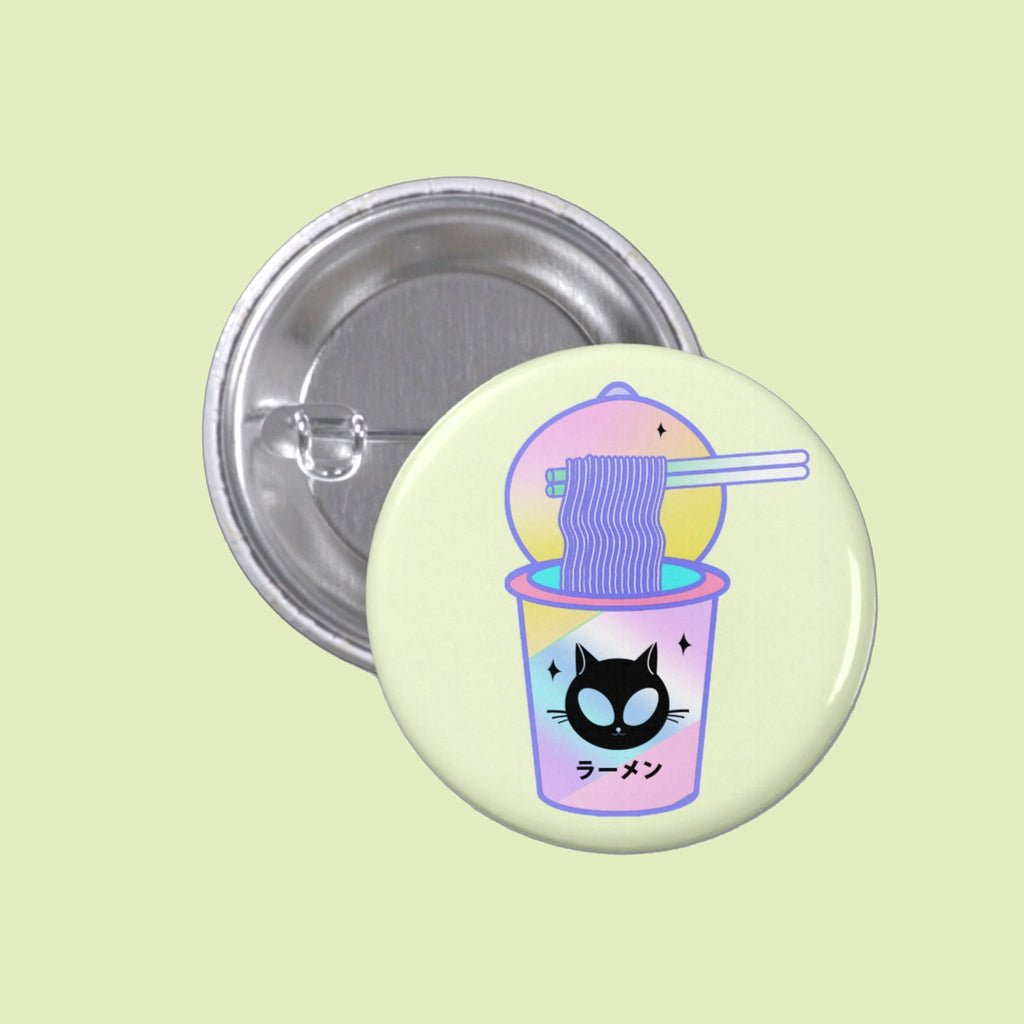 KOKO PIN ALIEN CAT ramen