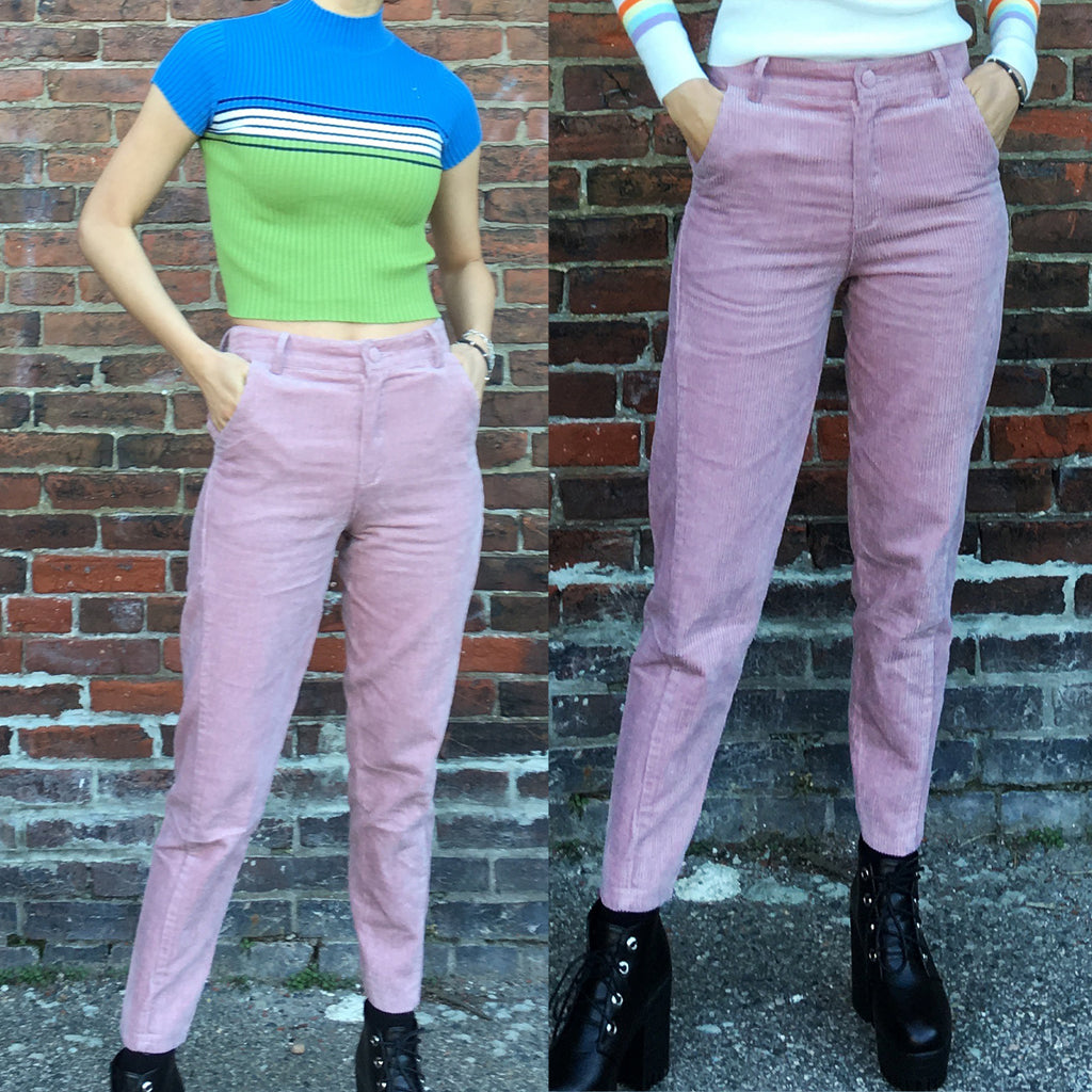 90S Kids Corduroy Trousers