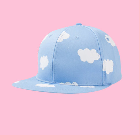 KAWAII CLOUD SNAPBACK- FLASH SALE