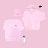 VALENTINE'S DAY SALE- Pink Alien set