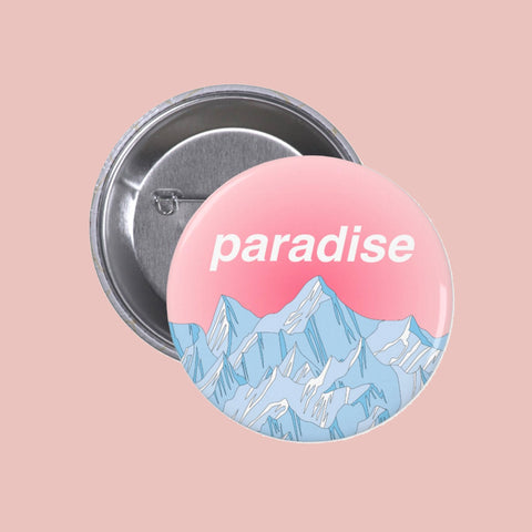 Valentine's Day SALE-PARADISE PIN