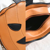 FREE SHIPPING Halloween - PUMKIN SPOOPY PURSE