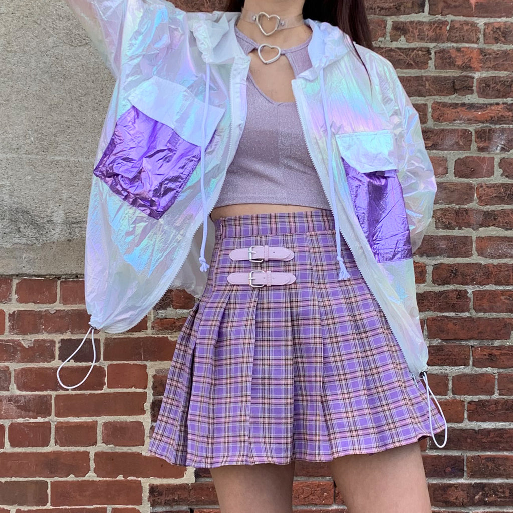 2019 HOLOGRAPHIC WINDBREAKER
